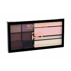 Úprava obočí Makeup Revolution London Pro HD Brows Palette