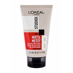 Krém na vlasy L´Oréal Paris Studio Line Matt & Messy 150 ml