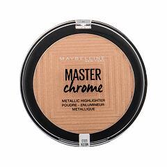 Rozjasňovač Maybelline Master Chrome 9 g 100 Molten Gold