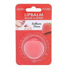 Balzám na rty 2K Lip Balm 5 g Strawberry