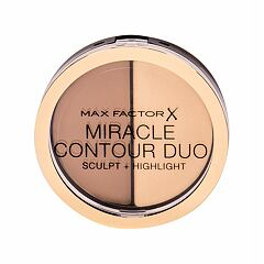 Bronzer Max Factor Miracle Contour Duo 11 g Light/Medium