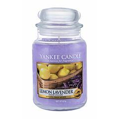 Vonná svíčka Yankee Candle Lemon Lavender 623 g