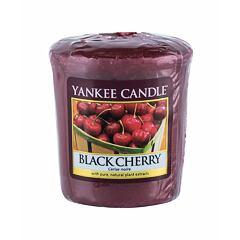 Vonná svíčka Yankee Candle Black Cherry 49 g