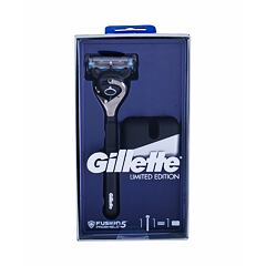 Holicí strojek Gillette Fusion Proshield Chill 1 ks Kazeta