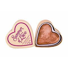 Bronzer Makeup Revolution London I Heart Makeup Summer Of Love 10 g Summer Of Love
