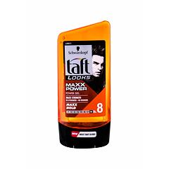 Gel na vlasy Schwarzkopf Taft Max Power Gel 150 ml