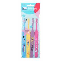 Zubní kartáček TePe Kids Extra Soft 4 ks
