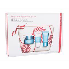 Denní pleťový krém Clarins Hydration Essentials 50 ml Kazeta