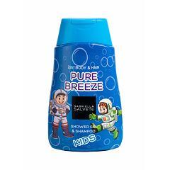 Sprchový gel Gabriella Salvete Kids Pure Breeze 2in1 300 ml
