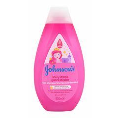 Šampon Johnson´s Kids Shiny Drops 500 ml