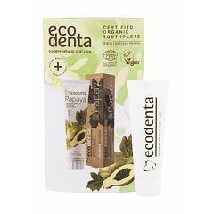 Zubní pasta Ecodenta Organic Papaya Whitening 10 ml
