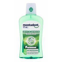 Ústní voda Mentadent Teeth and Gums Mint 500 ml