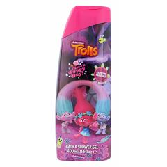 Sprchový gel DreamWorks Trolls 400 ml