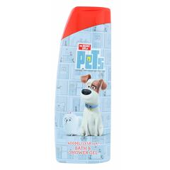 Sprchový gel Universal The Secret Life Of Pets