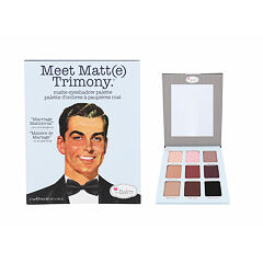 Oční stín TheBalm Meet Matt(e) Trimony Eyeshadow Palette 21,6 g