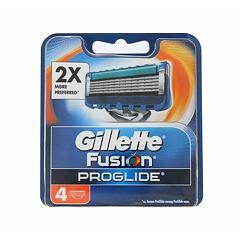 Náhradní břit Gillette Fusion Proglide 4 ks