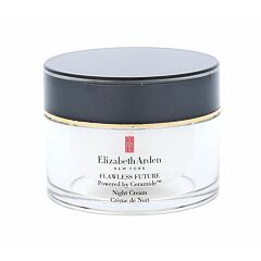 Noční pleťový krém Elizabeth Arden Flawless Future Powered By Ceramide 50 ml