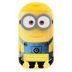 Sprchový gel Minions Bath & Shower Gel 350 ml