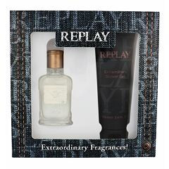 Toaletní voda Replay Jeans Original! For Him 30 ml Kazeta
