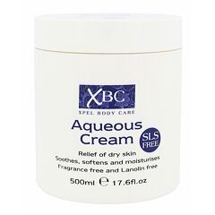 Tělový krém Xpel Body Care Aqueous Cream SLS Free 500 ml