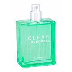 Parfémovaná voda Clean Lovegrass 60 ml Tester