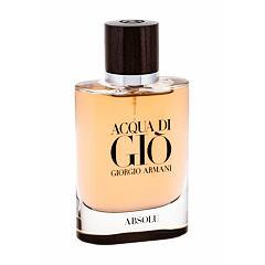 Parfémovaná voda Giorgio Armani Acqua di Giò Absolu 75 ml
