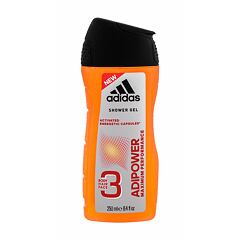 Sprchový gel Adidas AdiPower 250 ml