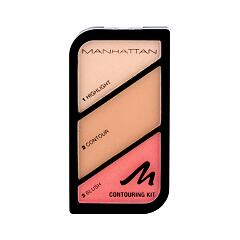 Pudr Manhattan Contouring Kit 18,5 g 002 Summer In Barbados
