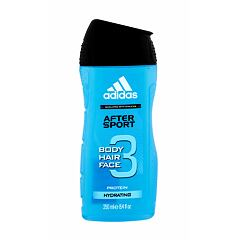 Sprchový gel Adidas 3in1 After Sport 250 ml