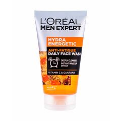 Čisticí gel L´Oréal Paris Men Expert Hydra Energetic 150 ml