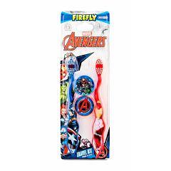 Zubní kartáček Marvel Avengers Toothbrush 2 ks Kazeta