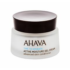 Pleťový gel AHAVA Active Time To Hydrate 50 ml
