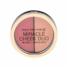 Tvářenka Max Factor Miracle Cheek Duo 11 g 30 Dusky Pink & Copper
