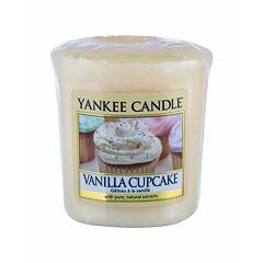 Vonná svíčka Yankee Candle Vanilla Cupcake 49 g