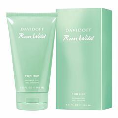 Sprchový gel Davidoff Run Wild 150 ml