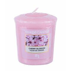 Vonná svíčka Yankee Candle Cherry Blossom 49 g