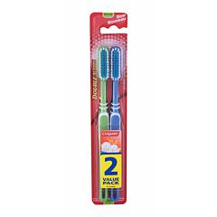 Zubní kartáček Colgate Double Action Medium 2 ks