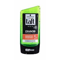 Gel na vlasy Schwarzkopf Taft Chaos Power Gel 150 ml