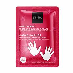 Hydratační rukavice Gabriella Salvete Hand Mask Propolis And Pearl Extract 1 ks
