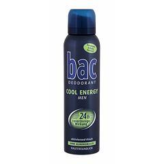 Deodorant BAC Cool Energy 24h 150 ml