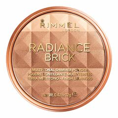 Bronzer Rimmel London Radiance Brick 12 g 001 Light