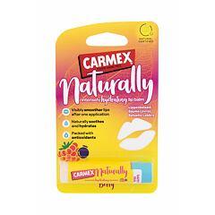 Balzám na rty Carmex Naturally 4,25 g Berry