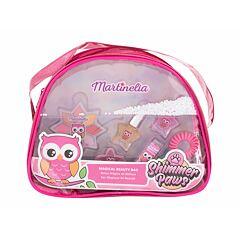Oční stín Martinelia Shimmer Paws Magical Beauty Bag 2,8 g Kazeta