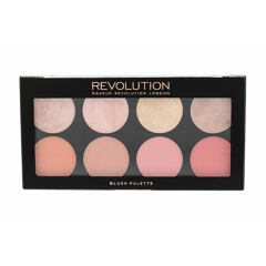 Tvářenka Makeup Revolution London Blush Palette 13 g Blush Goddess