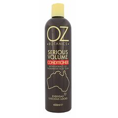 Kondicionér Xpel OZ Botanics Serious Volume 400 ml