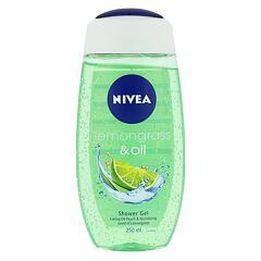 Sprchový gel Nivea Lemongrass & Oil 250 ml