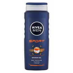 Sprchový gel Nivea Men Sport 500 ml