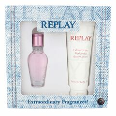 Toaletní voda Replay Jeans Spirit! For Her 20 ml Kazeta