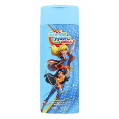 Pěna do koupele DC Comics Super Hero Girls 350 ml