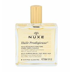 Tělový olej NUXE Huile Prodigieuse Multi-Purpose Dry Oil 50 ml
